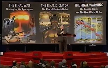 John Hagee sermon, March 23, 2003