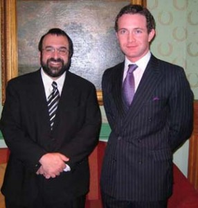 Robert Spencer and Douglas Murray photo