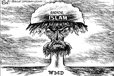 Islam and the Magic Mushroom Cloud