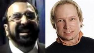 Robert Spencer and his biggest fan: Anders Behring Breivik