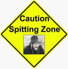 Spitting Jews Ultraorthodox