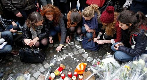 Belgium Vigil
