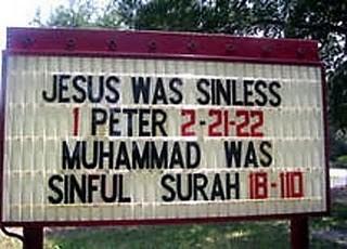 jesus vs muhammad