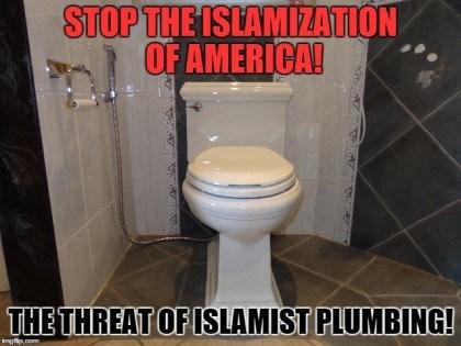 Islamist plumbing