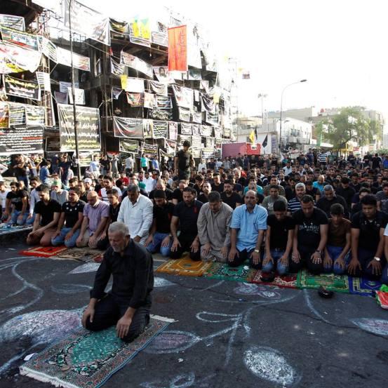 Sunni_Shia_Eid_Prayer_Baghdad