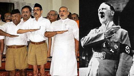 Modi Hero is Hitler- Modi Plans to Kill 8 Million Kashmiris